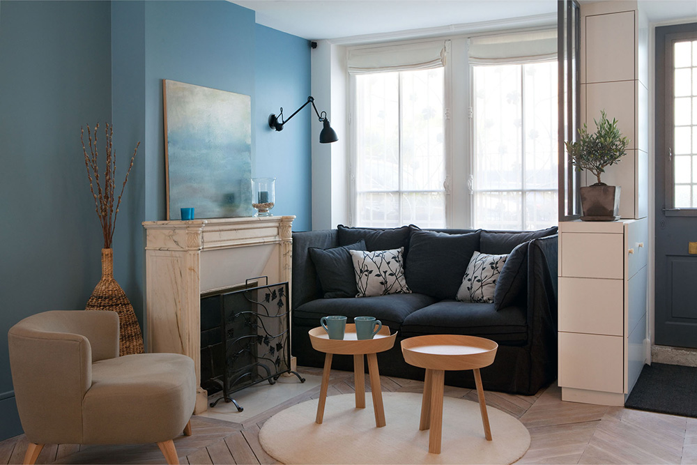 Maison au design scandinave Saint Germain en Laye