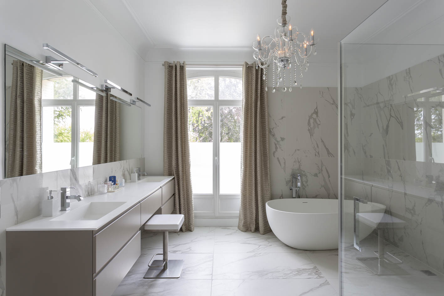 Salle De Bain Low Cost bathroom design | christiansen design