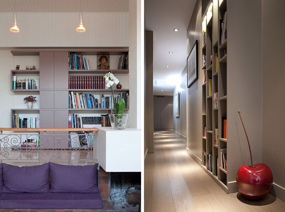 Design sur mesure christiansen design - Bibliotheque design sur mesure ...
