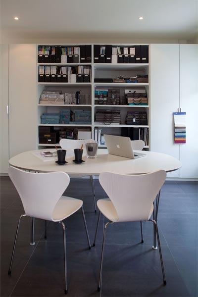 Office design, Orgeval, Yvelines