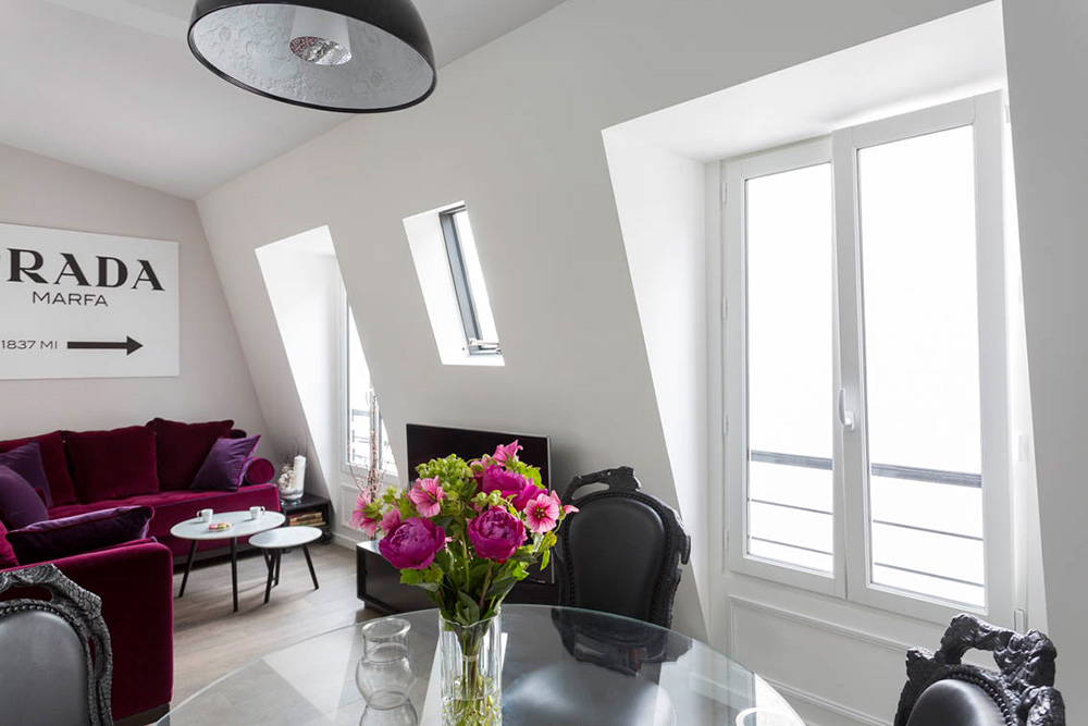 Appartement design paris
