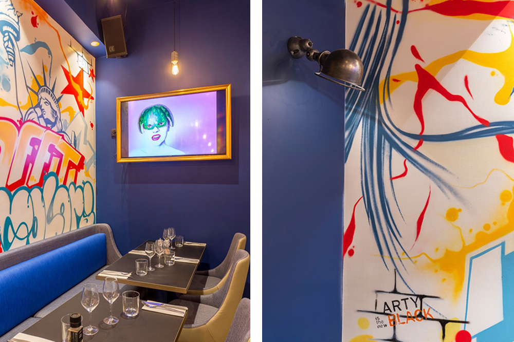 10 restaurant Arty Paris