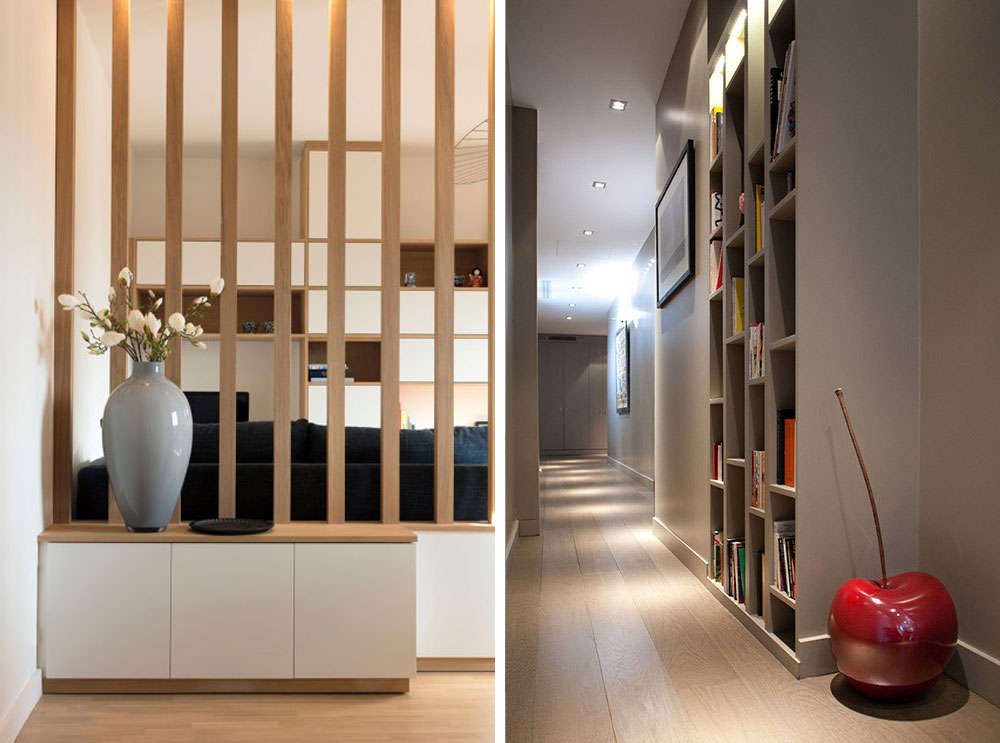Design sur mesure - Bibliothèque paris
