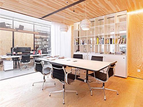 conception espaces professionnels paris