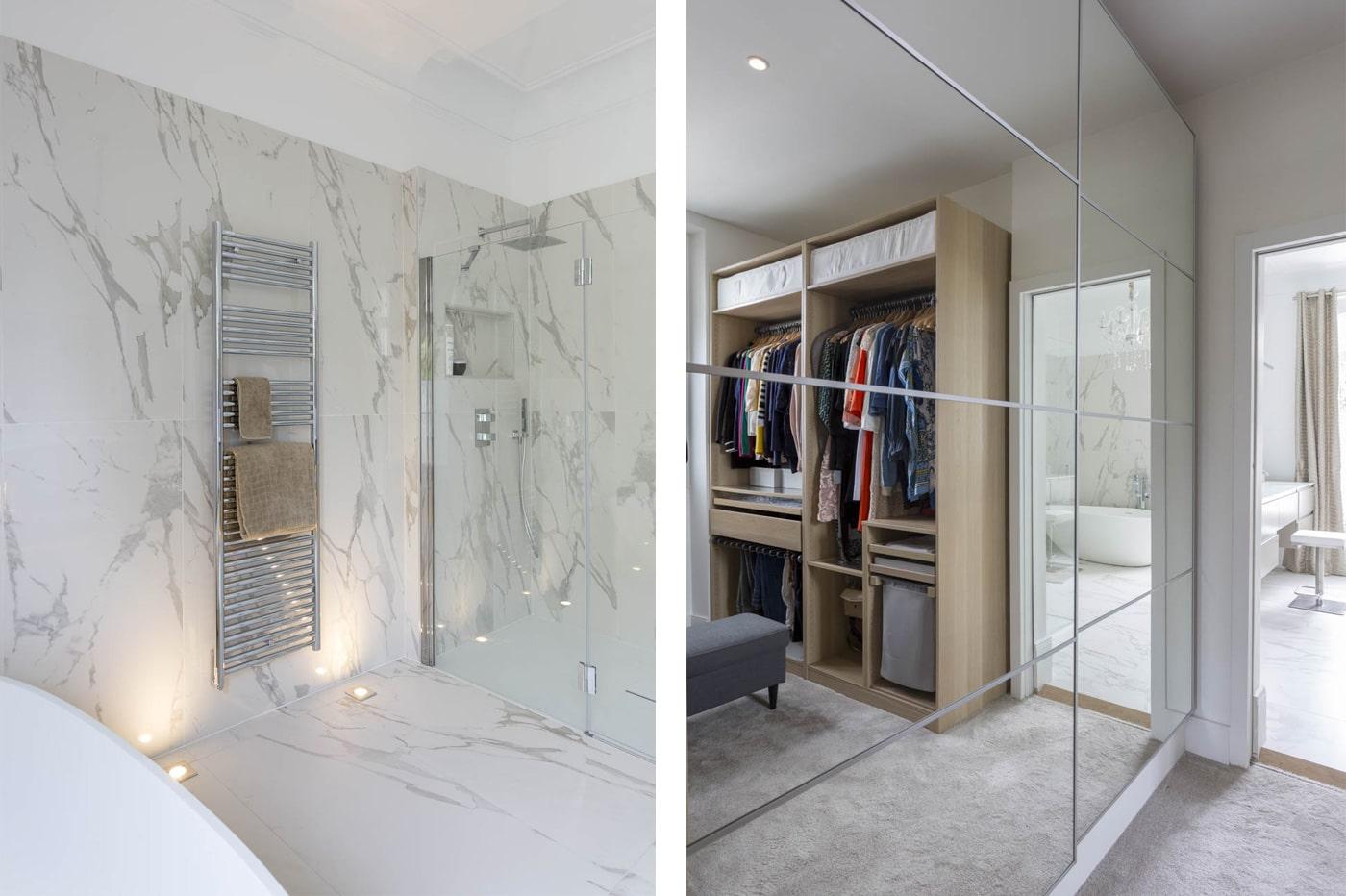 Architecture intérieure - Villa salle de bains