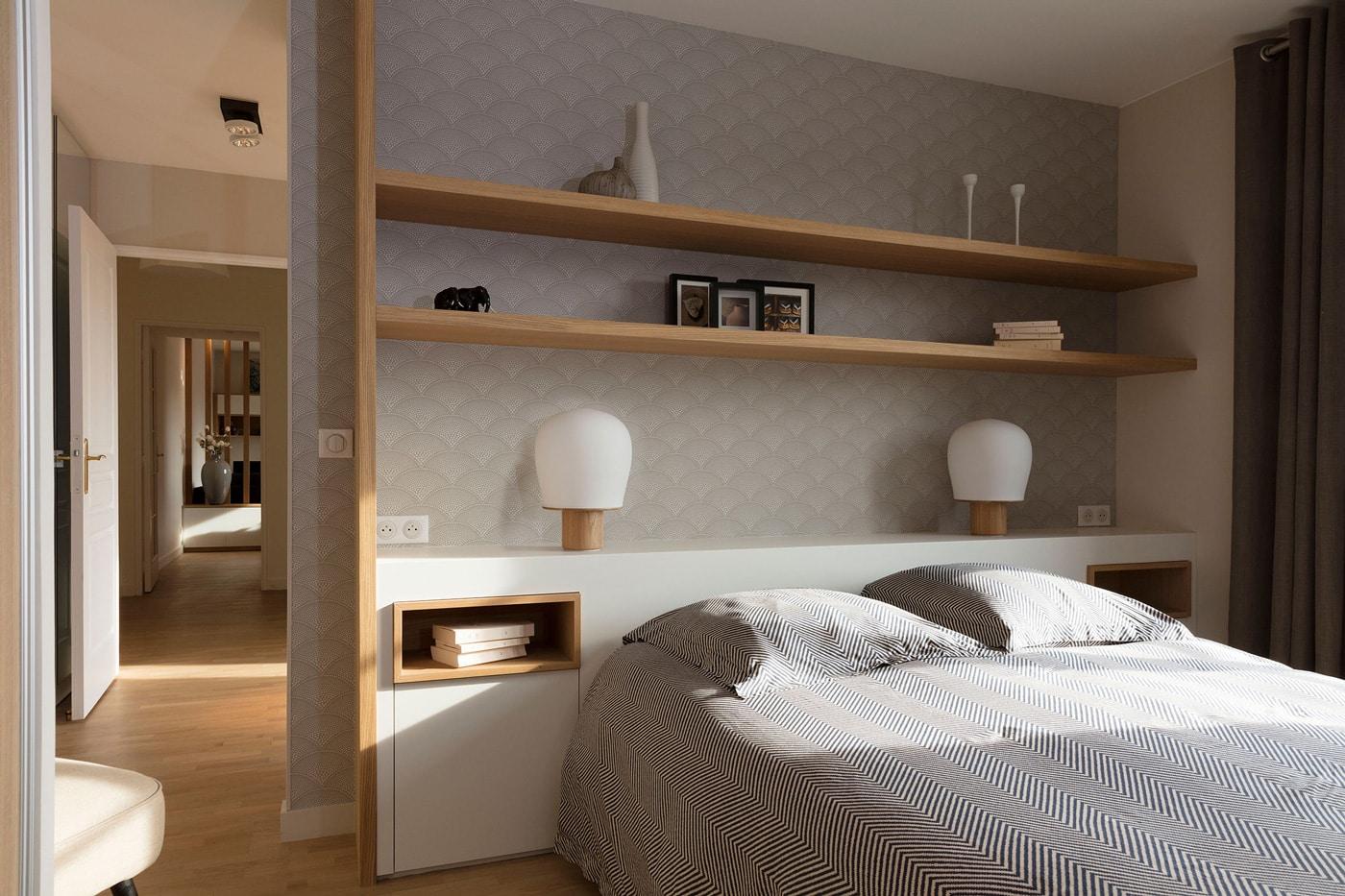 Appartement scandinave japonais - Yvelines