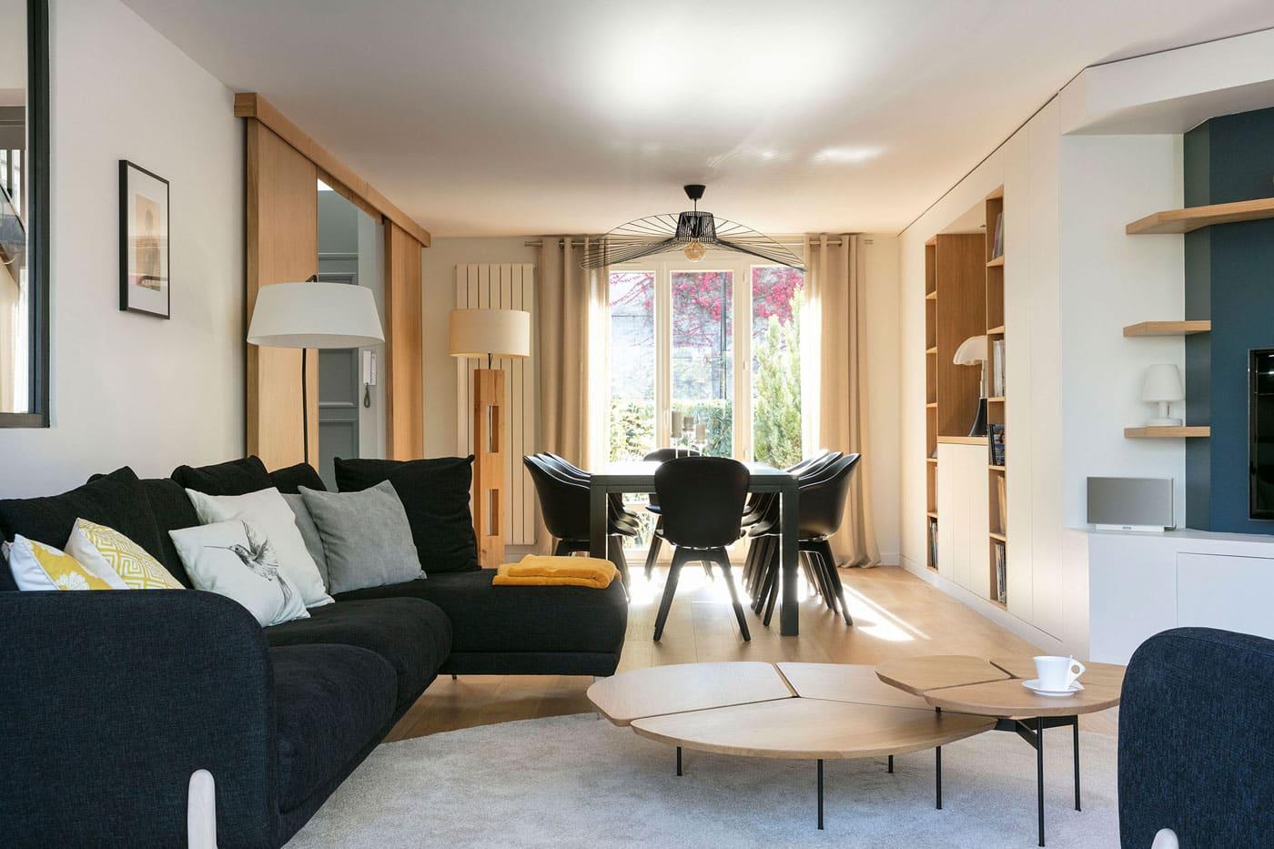 Maison design graphique - Versailles