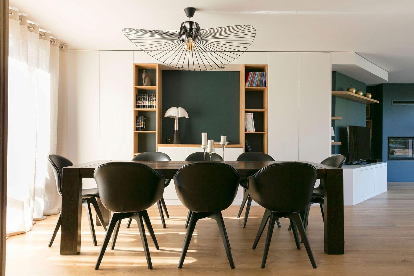 Maison design graphique - Salon