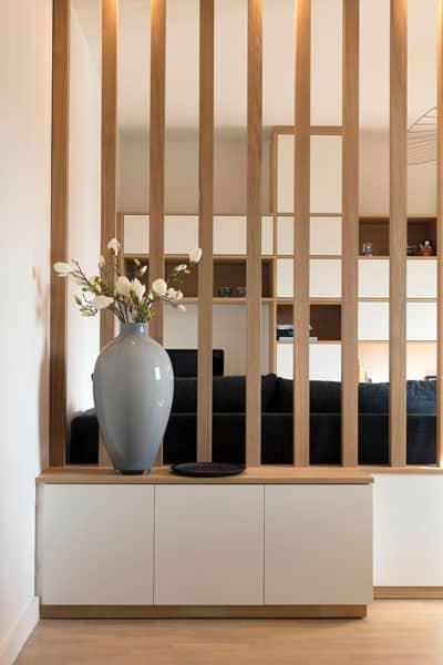 Appartement au design japonais et scandinave