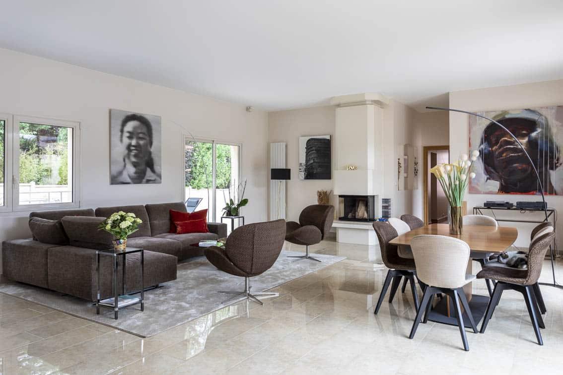 Décoration et Rénovation de Maison à Villennes